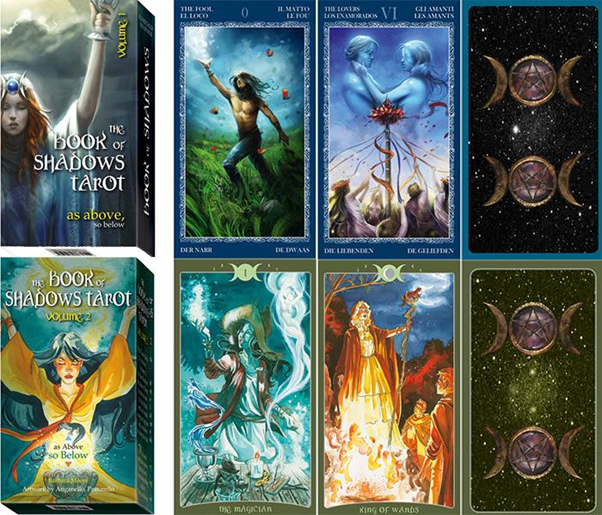 Book of Shadows Tarot
