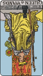 Reversed meaning of the Ace of Wands