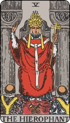 (6) The Hierophant