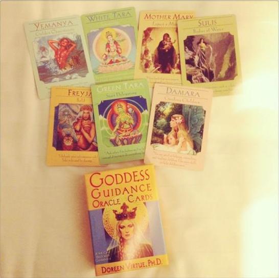 healing soul oracle decks