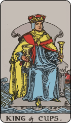 King of Cups: ENFJ
