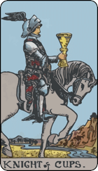 Knight of Cups: ENFP