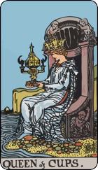 Queen of Cups: INFJ