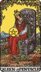 Queen of Pentacles: ISFJ