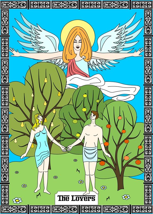 Love Tarot Reading - The Connection with Major and Minor Arcana- TarotX