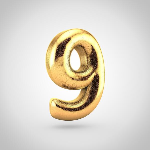 numerology tarot 9