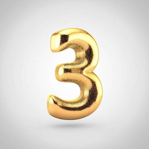 tarot numerology 3