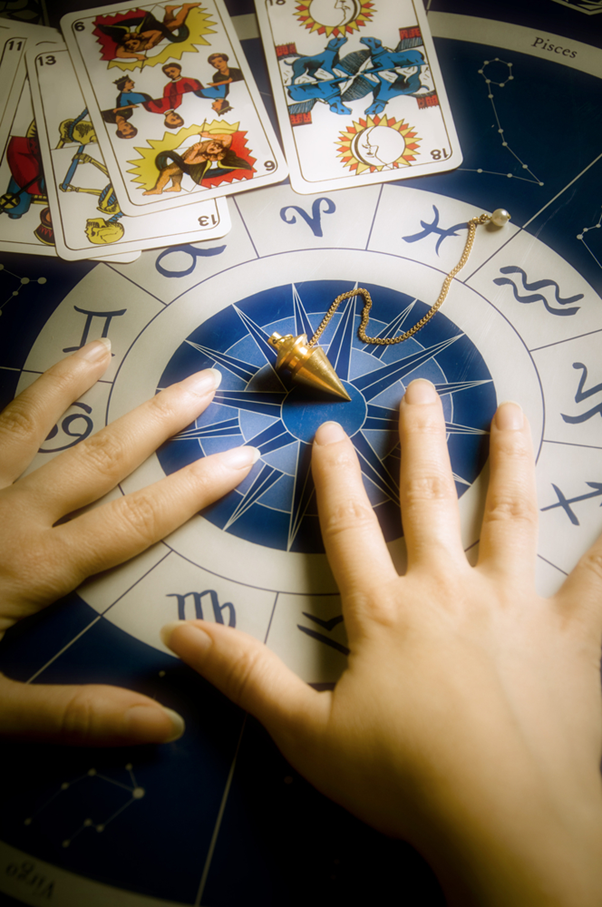 Tarot timing based on Astrology