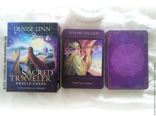 hen you own your dream Oracle deck