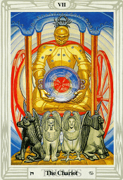 The Chariot Thoth