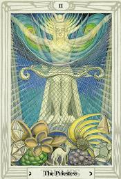 The Priestess Thoth