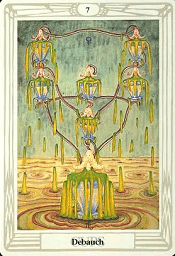 7 of Cups Thoth