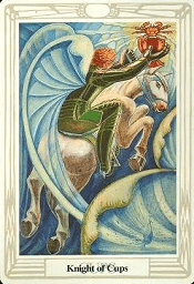 Knight Of Cups Thoth
