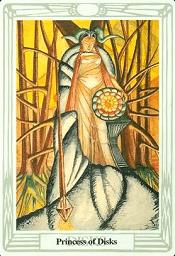 Princess Of Disks Thoth