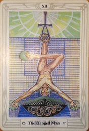 The Hanged Man Thoth