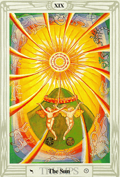 The Sun Thoth