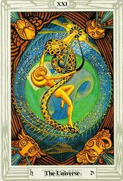 The Universe Thoth