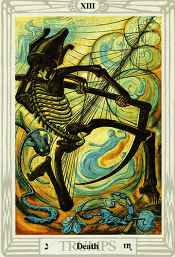 The Death Thoth