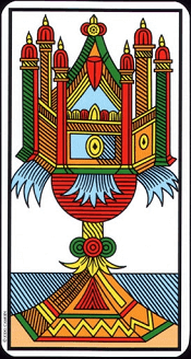 As De Coupe Tarot