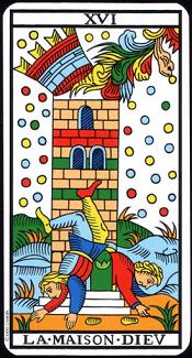 La Maison Dieu Tarot