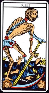 La Mort Tarot