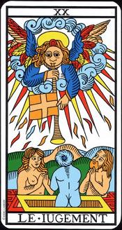 Le Jugement Tarot