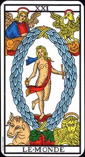 Le Monde Tarot