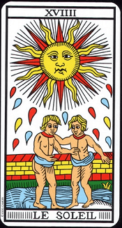 Le Soleil Tarot