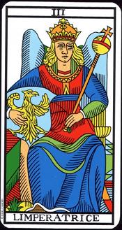 L'Impératrice Tarot