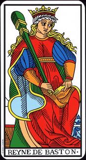 Reine De Baton
