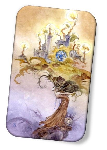 meaning of the Ten of Wands Shadowscapes Tarot