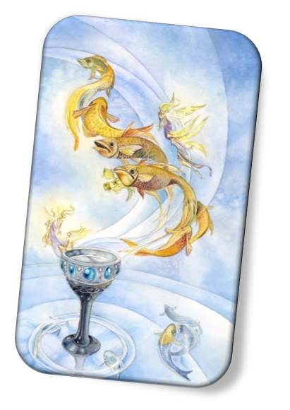 meaning of the Ace of Cups Shadowscapes Tarot