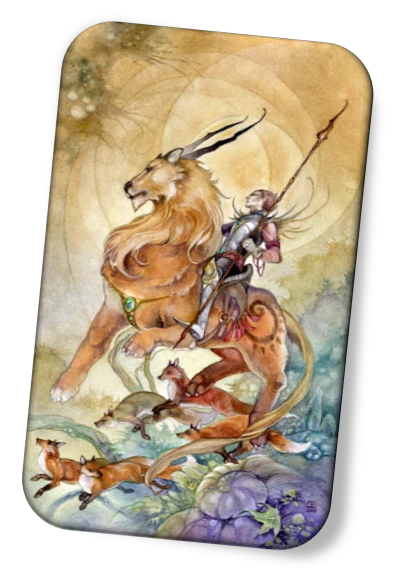 meaning of the Knight of Wands Shadowscapes Tarot