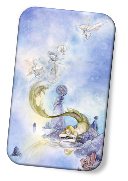 The meaning of the Four of Cups Shadowscapes Tarot