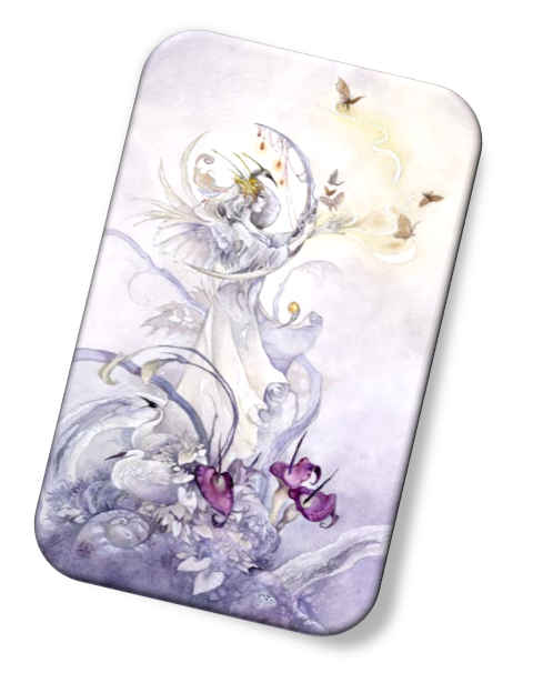 meaning of Queen of Swords Shadowscapes Tarot